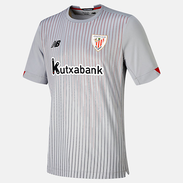 NB Athletic Club Away Junior Short Sleeve Jersey, JT030147AWY