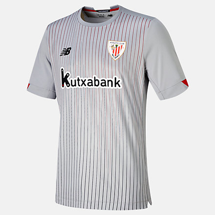NB Athletic Club Away Junior Short Sleeve Jersey, JT030147AWY image number null
