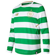 NB CFC Home Junior Long Sleeve Shirt, White
