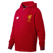 NB LFC Elite Travel Junior Hoodie, Red Pepper