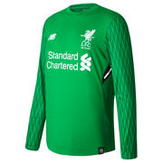 NB LFC Home Junior GK Long Sleeve Shirt, Jolly Green