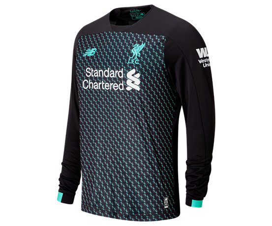 size 40 77775 d1893 Liverpool FC 3rd Junior LS Jersey