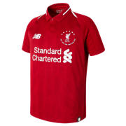 NB LFC 6 Times 18/19 Home SS JNR Jersey, Team Red