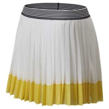 New Balance J.Crew Spence Tennis Skirt, Lemonade