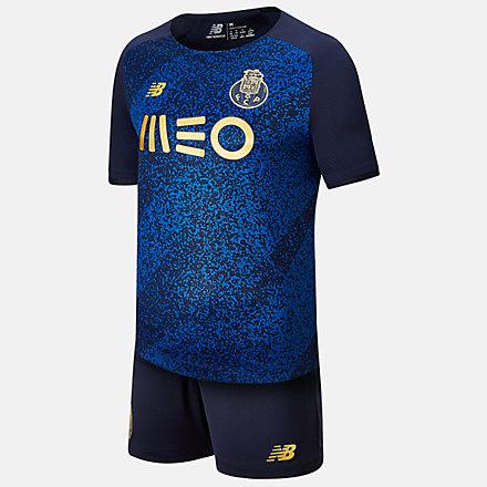 NB Fc Porto Away Junior Kit, JY130082AWY image number null