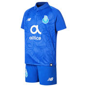 NB FC Porto 3rd Junior Kit - Set, Dazzling Blue