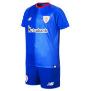NB Athletic Club Away Junior Kit - Set, Dazzling Blue