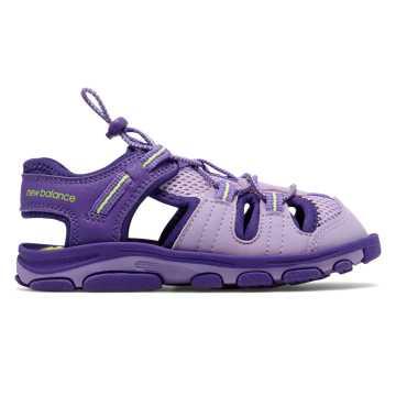 New Balance Adirondack Sandal, Purple with Lilac