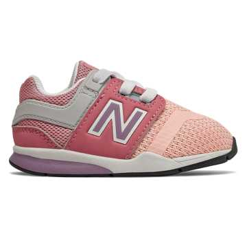 New Balance 247, Himalayan Pink with White