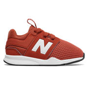 NB 247, Red with White