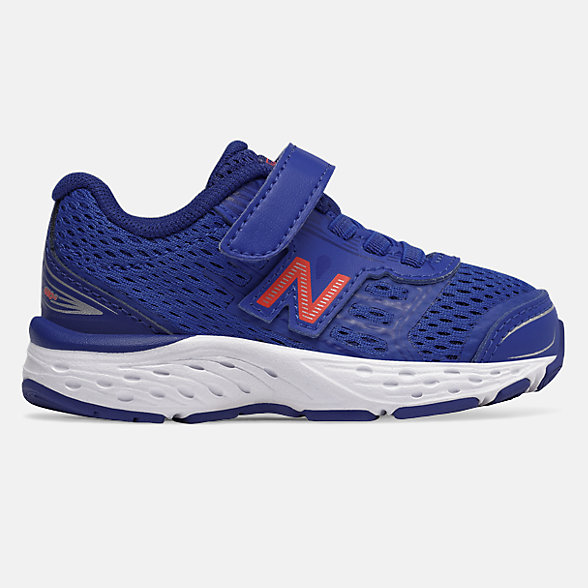 New Balance Hook and Loop 680v5, KA680PDI