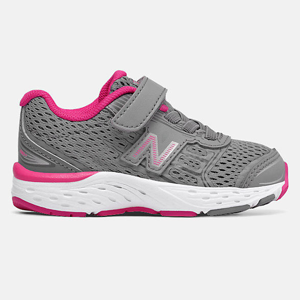 New Balance Hook and Loop 680v5, KA680SSI