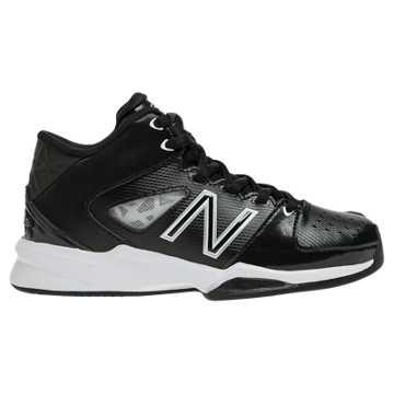 New Balance Basketball 82, Black with White
