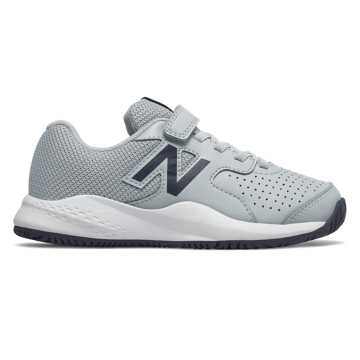 New Balance 696v3, Aluminum with Pigment