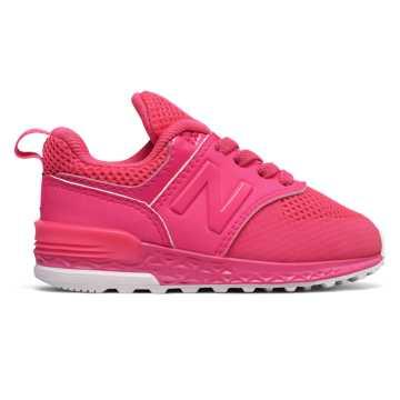 New Balance 574 Sport, Pink