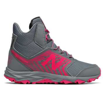 New Balance 700 Trail, Grey with Exuberant Pink