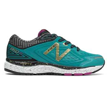 New Balance 860v8 NYC Marathon, Pisces with Black