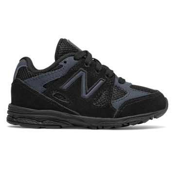 New Balance 888, Black with Thunder
