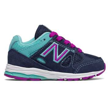 New Balance 888, Blue with Purple