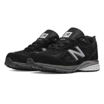 New Balance New Balance 990v4, Black with Grey