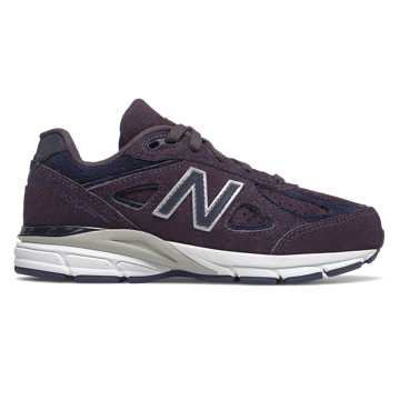 New Balance 990, Elderberry with Pigment