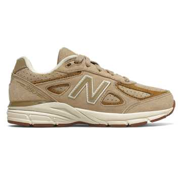 New Balance 990, Linseed with Gum