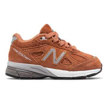 New Balance 990v4, Orange