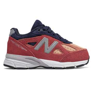 New Balance 990v4, Copper Rose with Pigment