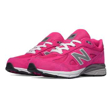 online store 1ff96 737e0 New Balance 990v4, Pink