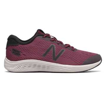 New Balance Fresh Foam Arishi NXT, Burgundy with Black & White