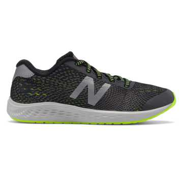 New Balance Fresh Foam Arishi NXT, Black with Hi-Lite