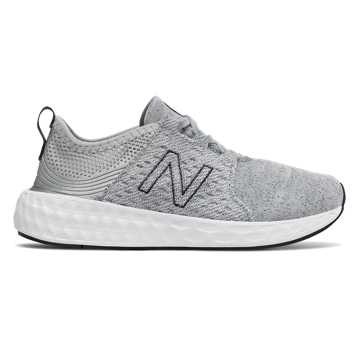New Balance Cruz Sport Hoodie Pack, Silver Mink with Pigment