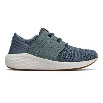 New Balance Fresh Foam Cruz Knit, Light Petrol with Petrol