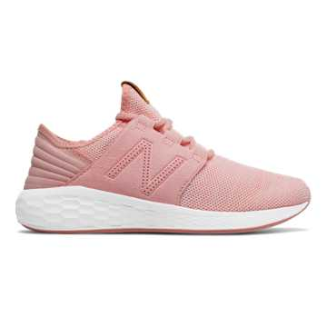 New Balance Fresh Foam Cruz Knit, Himalayan Pink