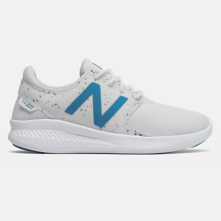 New Balance FuelCore Coast v3 Confetti, KJCSTCWY image number null