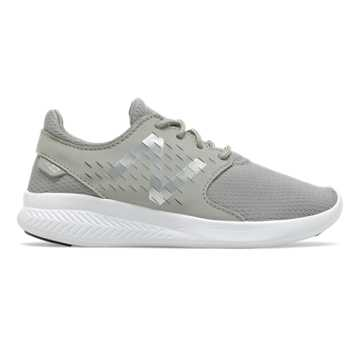 New Balance FuelCore Coast v3, Grey with Silver