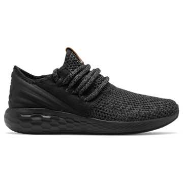 New Balance Fresh Foam Cruz v2 Decon, Black with Magnet