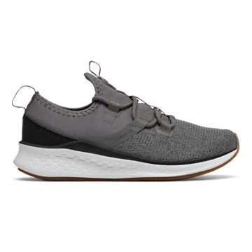New Balance Fresh Foam Lazr Heathered, Castlerock with Magnet