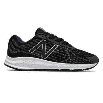 New Balance Vazee Rush v2, Black with Silver