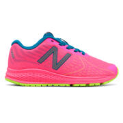 New Balance Vazee Rush v2, Pink with Blue
