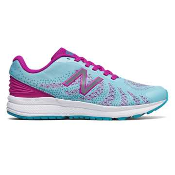 New Balance FuelCore Rush v3, Light Blue with Pink