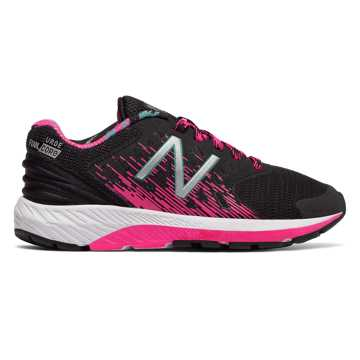 New Balance FuelCore Urge v2, Black with Pink Glo