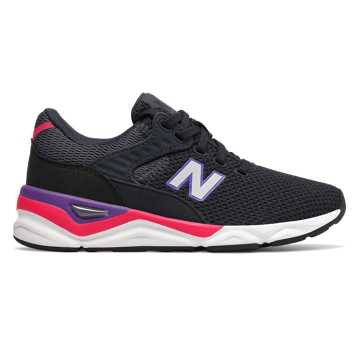 New Balance X-90, Outerspace with Purple