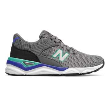 New Balance X-90, Grey with Tidepool