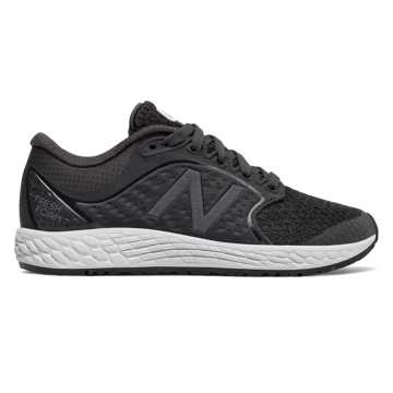 New Balance Fresh Foam Zante v4, Black with White