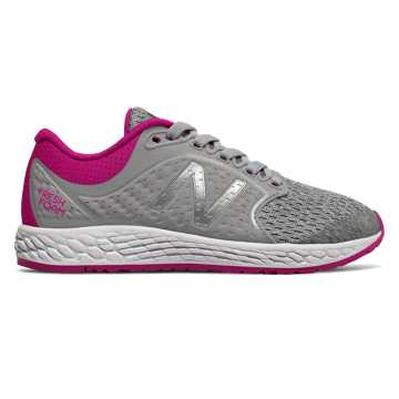 New Balance Fresh Foam Zante v4, Silver Mink with Azalea