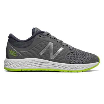 New Balance Fresh Foam Zante v4, Gunmetal with Hi-Lite