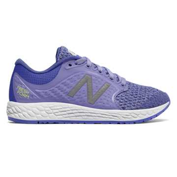 New Balance Fresh Foam Zante v4, Ice Violet with Twilight