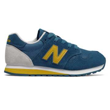 New Balance 520, Blue with Yellow
