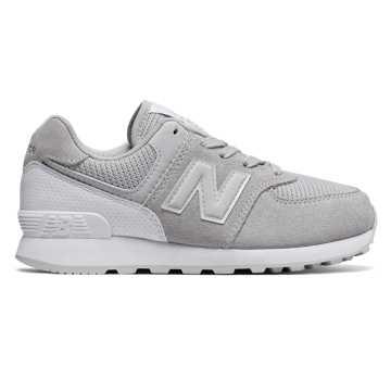 New Balance 574 New Balance, Grey with White